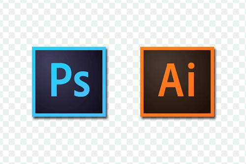 Photoshop & Illustrator フォトショップとイラストレーター