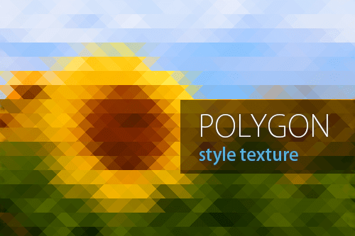 polygon_style_texture